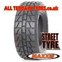 25x8.00-12 (185/88-12) 40N Maxxis C9272 Streetmaxx 'E' Marked