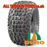 22x10.00-8 2 Ply Duro KT735A Knobbly Quad Tyre