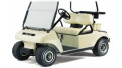 Golf Buggy Tyres & Wheels