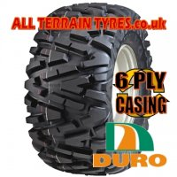 27x9.00-14 63N (6 Ply) Duro DI2039 Power Grip V2 All Terrain Tyre