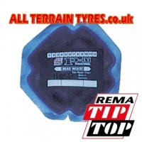 PN03 Tip-Top Crossply Tyre Patch 100mm (10)