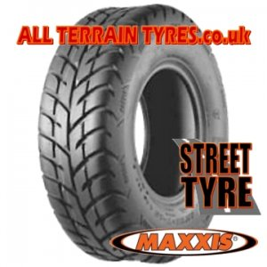 195/50-10 (17.5x7.50-10) 42N Maxxis M991 Spearz Front 'E' Marked