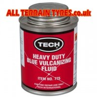 Tech 775 Heavy Duty Blue Cement (235ml)