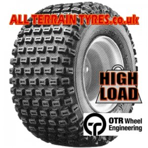 25x10.00-12 6 Ply OTR 250 Swift Kubota RTV Tyre