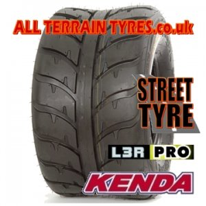 18x9.50-8 30N Kenda K547 Speedracer Rear 'E' Marked