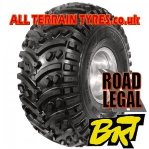 20x7.00-8 23J BKT AT108 Quad Tyre 'E' Marked