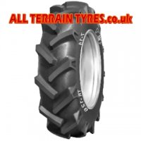 7-14 4 Ply BKT TR126 Open Centre Compact Tractor Tyre