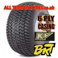 16x6.50-8 6 Ply BKT LG306 Tyre With ARMATURF
