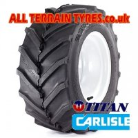 18x8.50-10 4 Ply Carlisle Tru Power Open Centre Tyre