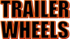 Trailer & Caravan Wheels