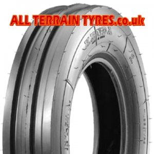 4.50-14 6 Ply Three Rib Tractor Front Tyre