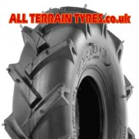 4.00-4 4 Ply Kings V8813 Open Centre Tractor Tyre