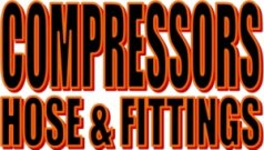 Compressors, Hose & Fittings