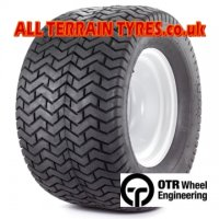 24x13.00-12 6 Ply OTR Ultra Chevron Turf Tyre