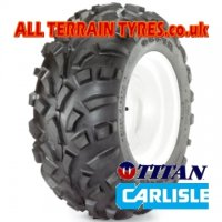 23x10.00-12 3* Carlisle Titan AT489