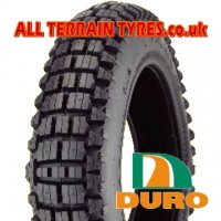 4.00-10 4 Ply Duro HF203 Block Tread Tyre