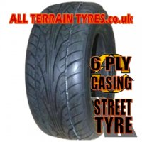 26x11.00-12 50L (6 Ply) Kings KT1161 ATV Road Tyre