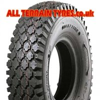 3.00-4 (260x85) 4 Ply Diamond Stud Tyre