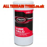 Tech 706-1 Tyre & Tube Dusting Talc (450g)