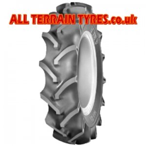 8.3-22 6 Ply Malhotra MRT329 Open Centre Compact Tractor Tyre