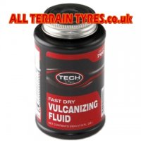 Tech 760 Fast Dry Vulcanising Solution (235ml)