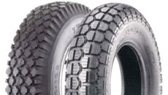 Diamond & Block Tread Tyres